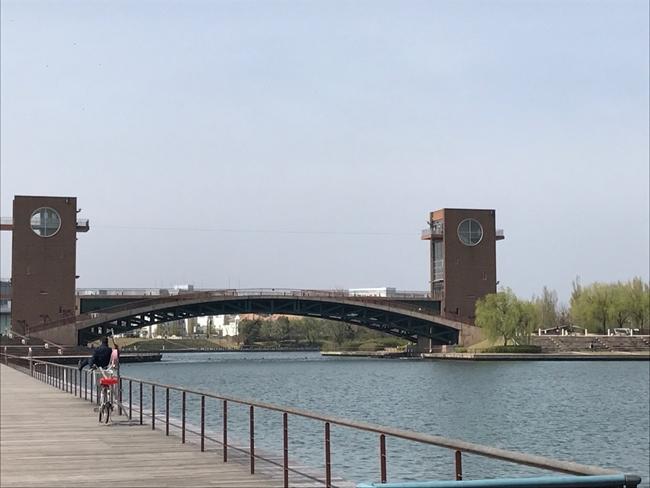 環水公園 を散歩