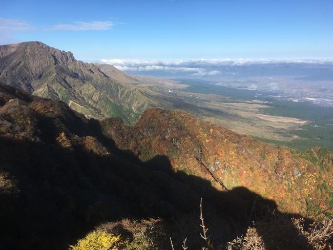 熊本県阿蘇市 根古岳